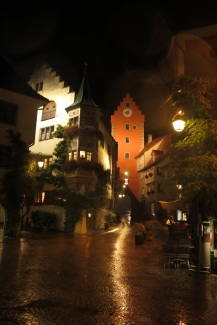 "Meersburg ""by night""..."